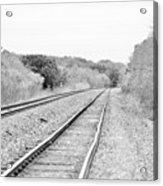 Rails 004 Acrylic Print