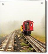 Railway To The Summit Acrylic Print