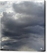 Rain Cloud Near Miss Acrylic Print