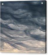 Rain Clouds Acrylic Print