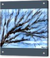 Rain Acrylic Print