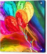 Rainbow Chaser Acrylic Print