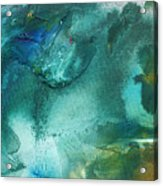 Rainbow Dreams Iv By Madart Acrylic Print