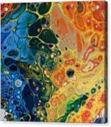 Rainbow Flow Acrylic Print