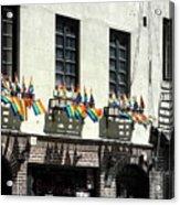 Rainbow History Acrylic Print