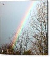 Rainbow Acrylic Print