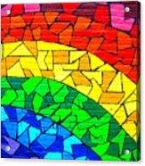 Rainbow ... Acrylic Print
