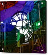 Rainbow Of Time Acrylic Print