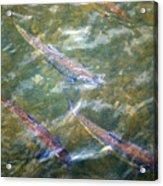Rainbow Spawn Acrylic Print