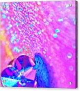 Rainbow Spell Acrylic Print
