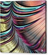 Rainbow Springs Acrylic Print