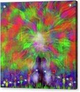 Rainbows For All Children Acrylic Print