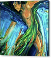 Raindancer Acrylic Print