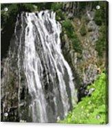 Rainier Falls Acrylic Print