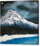 Rainier Acrylic Print