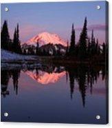 Rainier Sunrise Acrylic Print