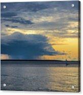Rainstorm Offshore Acrylic Print