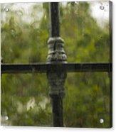 Rainy Afternoon Acrylic Print