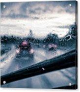 Rainy Day In July Acrylic Print