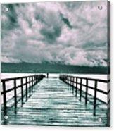 Rainy Days In Summerland 2 Acrylic Print
