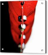 Raise The Red Lantern Acrylic Print