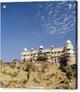 Rajasthan Near Bari Sadri  Acrylic Print