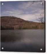 Ramapo Valley Lake Acrylic Print