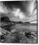 Ramasaig Bay Neist Point Acrylic Print