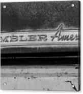 Rambler American Acrylic Print