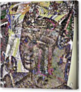Rameses II Acrylic Print