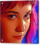Ramona Acrylic Print