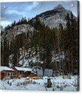 Rampart Creek Hostel Acrylic Print
