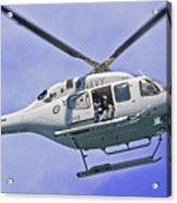 Ran N49 Bell 429 Global Ranger N49-048 Acrylic Print
