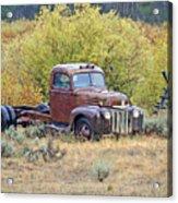 Ranch Truck II Acrylic Print