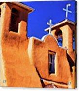 Ranchos De Taos Church Acrylic Print