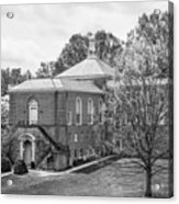 Randolph College Presser Hall Acrylic Print