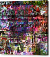 Random 514  Acrylic Print