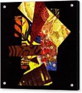 Randomized Quilt Concepts Acrylic Print