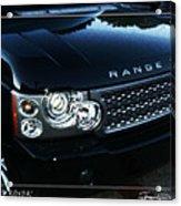 Range Rover Acrylic Print