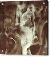 Raoul Ubac: The Nebula Acrylic Print