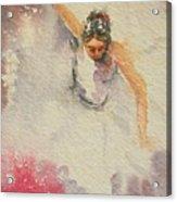 Rapture In Dance Acrylic Print