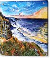 Rapturous Sunset Acrylic Print