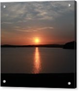 Rare Sunset 1 Acrylic Print