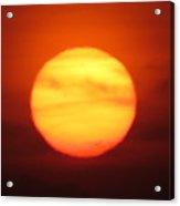 Rare Sunset 3 Acrylic Print