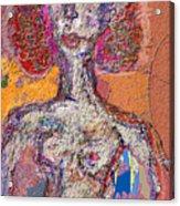 Rashida Acrylic Print