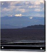 Rathtrevor Beach On Vancouver Island In British Columbia Acrylic Print