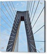 Ravenel Bridge Charleston Acrylic Print