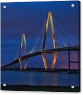 Ravenel Bridge Acrylic Print