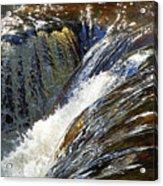 Ravenskill Falls Acrylic Print