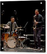 Ravi Coltrane 2 Acrylic Print